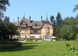 Villa Rothschild mit Terrasse
