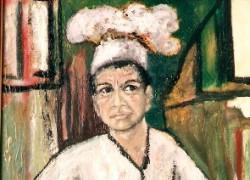 Der malende Koch