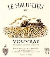 Huet Vouvray