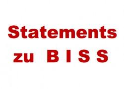 Statements mit BISS
