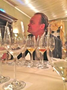 Weinprobe Kronenschlösschen