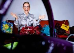Handtaschen-Expertin Rosanna Pierantognetti
