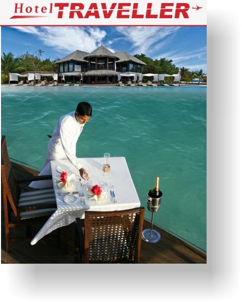 Hotel Traveller Cover