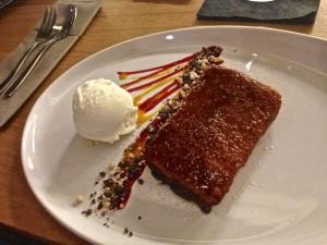Das Dessert