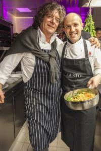 Fulvio Pierangelini (l.) und Dario Cammarata