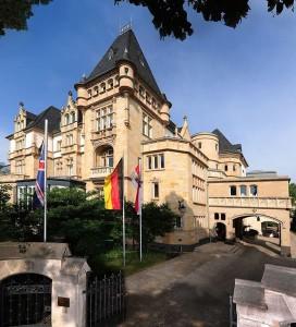 Villa Kennedy-aussen