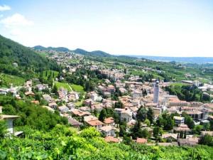 Prosecco Region Valdobbiadene