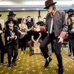 Udo kann´s mit Tanz