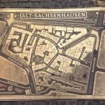 Laufplan Alt-Sachsenhausen