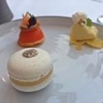 Pre Dessert mit Macaron