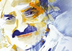Johann Lafer wie gemalt, jetzt auch gezeichnet