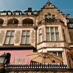 Champagner-Schloss
