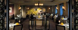Shangri-La Restaurant L'Abeille Paris