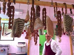 Metzgerei im Markt