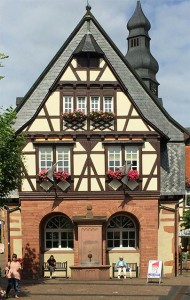 Das neue Café in Hofheim