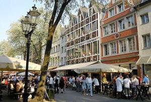Altbier-Altstadt Düsseldorf