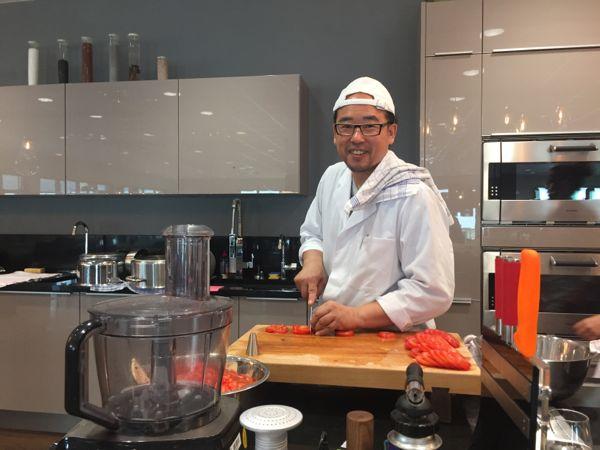Koch Joji Hachimura