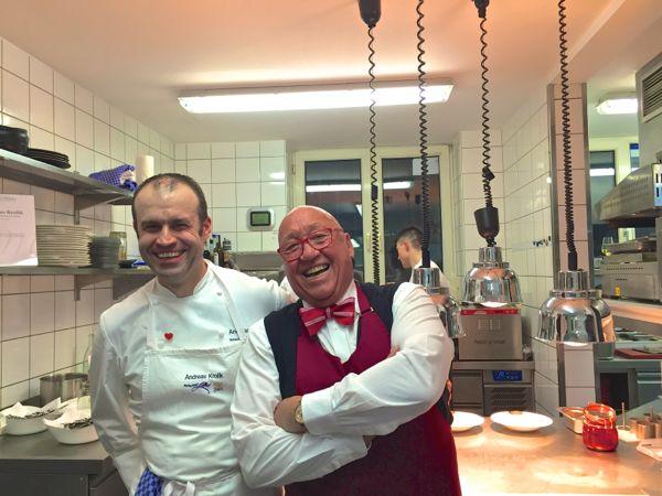 Dreamteam für einen Abend: Krolik & Hochheimer