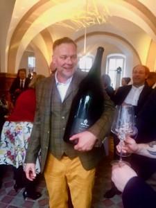 Dirk Würtz & sein dickes Bottle-Baby