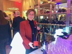 Eva Raps vom Weingut Kaufmann