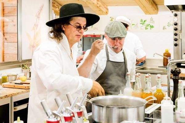 Marc Veyrat & Bruno Melatti