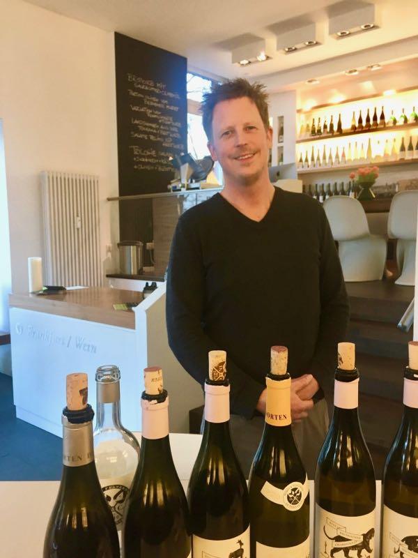 Gernot Dorsch von Frankfurt/Wein