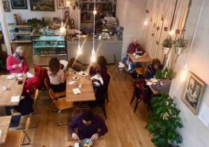 Cafe Bohnerie
