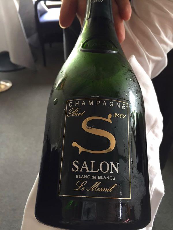 Champagner-Elite: Der neue Salon 2007 | BISS