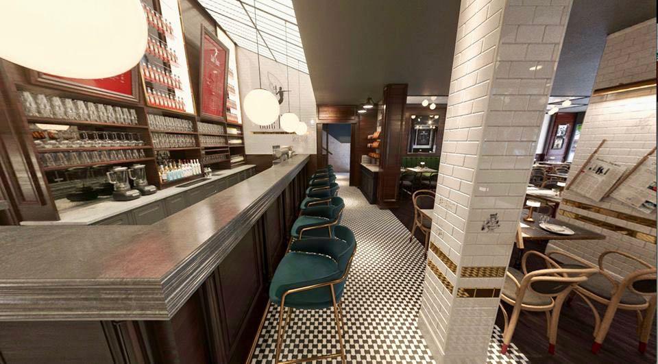 Cafe Paris Frankfurt