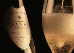 Gonet Champagner