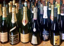 Champagnerflaschen - 1