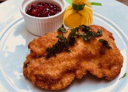 Wiener Schnitzel, Golden Kron